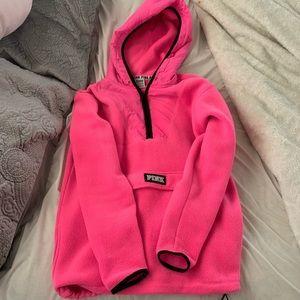 PINK oversized jacket